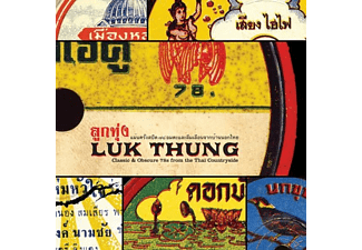 VARIOUS - Luk Thung: Classic & Obscure 78s Fr - (CD)