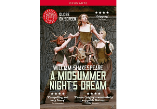 A Midsummer Night's Dream (Ein Sommernachtstraum) (Shakespeare's Globe) - (DVD)