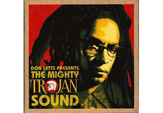 VARIOUS - Don Letts Pres.The Mighty Troj - (CD)