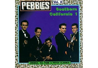 VARIOUS - Pebbles 8: Southern California Pt1 - (CD)