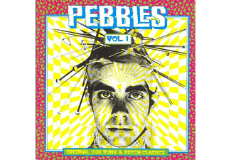 VARIOUS - Pebbles #1: Original 60s Punk & Psych - (CD)