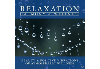 VARIOUS - Atmospheric Wellness - (CD)