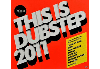 VARIOUS - This Is Dubstep 2011 [CD]