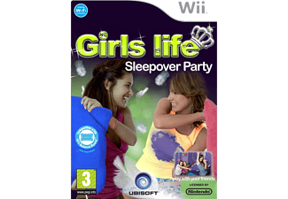 ESEN Girls Life Sleepover Party Wii