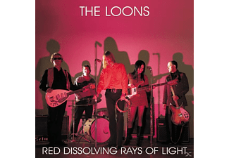 The Loons - Red Dissolving Rays Of Light - (CD)
