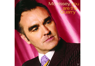 Morrissey - You Are The Quarry [CD]