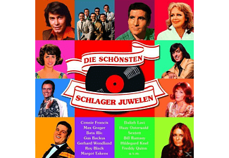 VARIOUS - Schlagerjuwelen-Best Of - (CD)