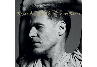Bryan Adams - BARE BONES (BEST OF-LIVE) [CD]