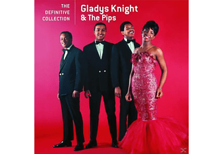 Gladys Knight, Gladys Knight & The Pips - The Definitive Collection [CD]