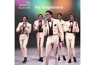 The Temptations - The Definitive Collection - (CD)