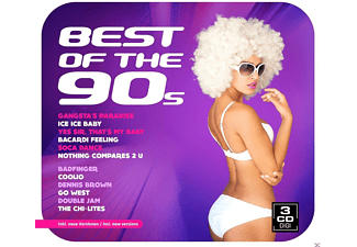 VARIOUS - Best Of The 90s [CD]