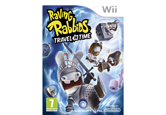 ESEN Raving Rabbids - Travel in Time
