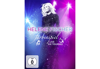 Helene Fischer - Farbenspiel Live - Die Tournee (Deluxe Edition / CD + DVD Video) [DVD + CD]
