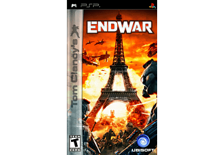ESEN Tom Clancys End War PSP