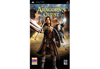 ESEN Lord Of The Rings: Aragorn's Quest PSP