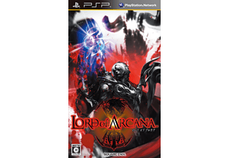 ESEN Lord Of Arcana PSP