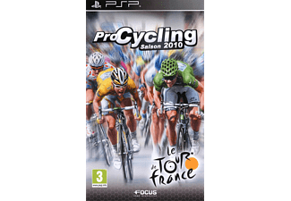 ESEN Pro Cycling Manager 2010 PSP