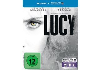 Lucy (Steelbook Edition) [Blu-ray]