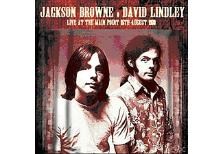 Jackson Browne, David Lindley - Live At The Main Point, 15th August 1973 - (Vinyl)