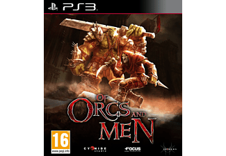 ESEN Of Orcs and Men PlayStation 3
