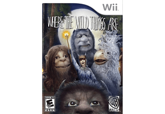 ESEN Where The Wild Things Are Wii
