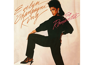 "Evelyn ""Champagne"" King - So Romantic - (CD)"