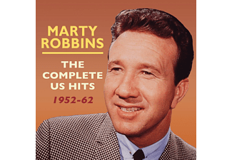 Marty Robbins - The Complete US Hits 1952-62 [CD]