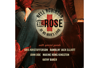 Nell Robinson - The Rose Of No-Man's Land - (CD)