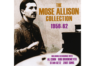 Mose Allison - The Mose Allison Collection 1956-1962 - (CD)