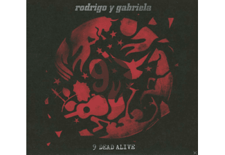 Rodrigo Y Gabriela - 9 Dead Alive [CD + DVD Video]