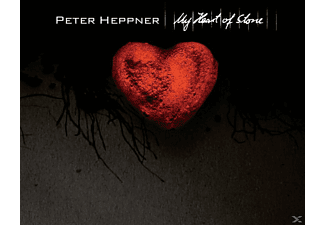 Peter Heppner - My Heart Of Stone - (CD)