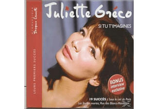 Greco Juliette - Si Tu T'imagines [CD]