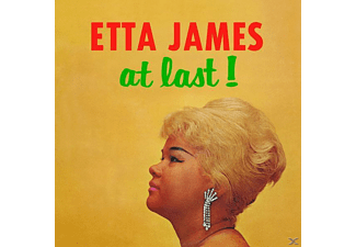 James Etta - AT LAST! - (CD)