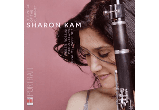 Sharon Kam - The Voice Of The Clarinet - (CD)