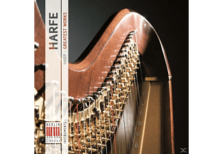 VARIOUS, Zoff/Koch/Hanstedt/SD/Kurz/+ - Harfe (Harp)-Greatest Works - (CD)