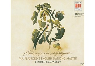 Lautten Compagney - Chirping Of The Nightingale - (CD)