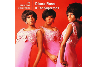 Diana Ross, Diana Ross and The Supremes - The Definitive Collection - (CD)