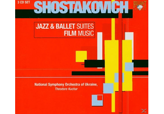 VARIOUS - Shostakovich: Jazz Suites [CD]