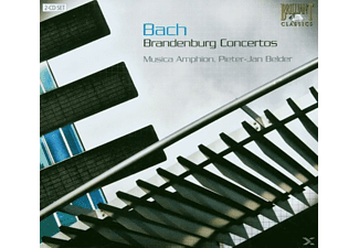 VARIOUS - Bach: Brandenburg Concertos - (CD)
