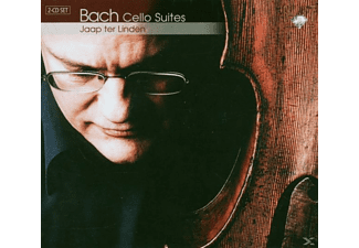 Jaap Ter Linden - Bach: Cello Solo Suites - (CD)