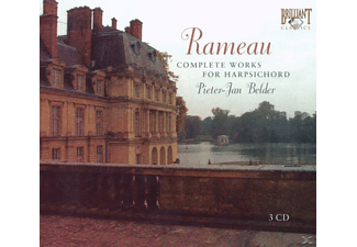 Musica Amphion - Rameau: Complete Harpsichord Works - (CD)