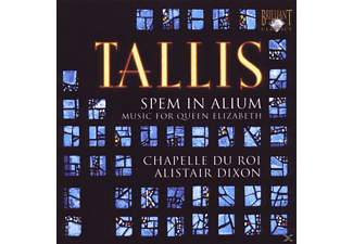VARIOUS, Chapelle Du Roi - Tallis Spem In Alium, Music For Queen - (CD)