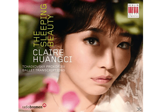 Claire Huangci - The Sleeping Beauty - (CD)