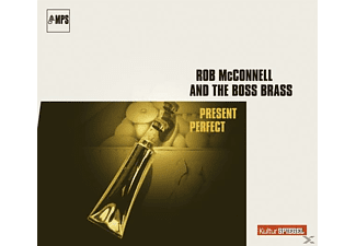 Mcconnell Rob - Present Perfect - (CD)
