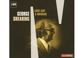 George Shearing - Light, Airy And Swinging - (CD)