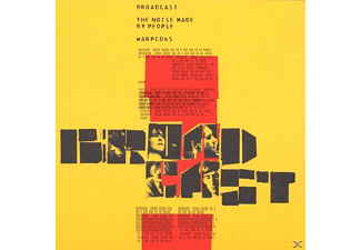 Broadcast - The Noise Made By People - (CD)