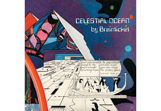 Brainticket - Celestial Ocean & Live In Rome 1973 - (CD)