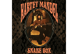 Harvey Mandell - Snake Box [CD]