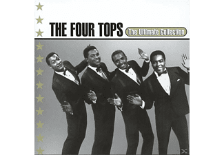 The Four Tops - ULTIMATE COLLECTION - (CD)