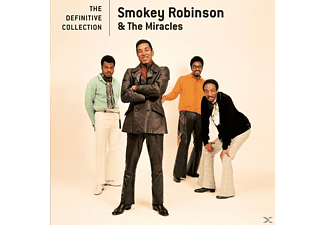 The Miracles, Smokey Robinson & The Miracles - The Definitive Collection - (CD)